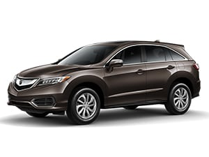 2017 Acura RDX AWD with Technology and AcuraWatch Plus Packages SUV Medford, OR