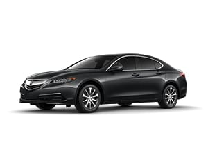 2017 Acura TLX 2.4 8-DCT P-AWS FWD