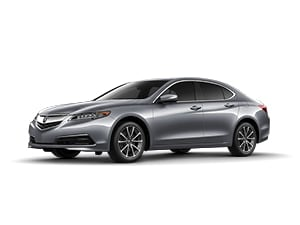 2017 Acura TLX 3.5 V-6 9-AT P-AWS Sedan