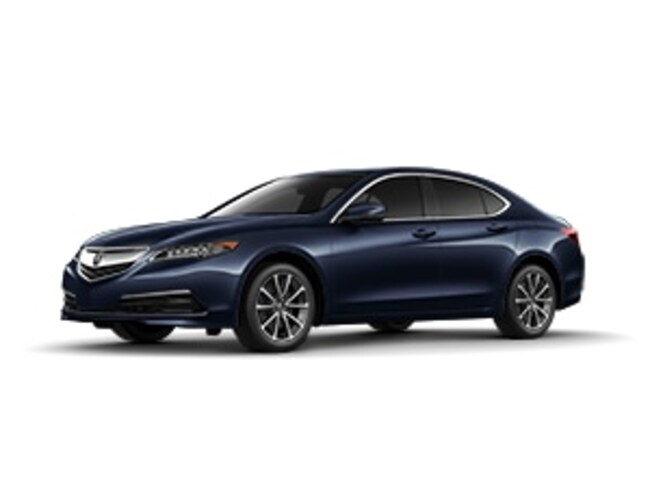 New 2017 Acura TLX 3.5 V-6 9-AT P-AWS with Technology Package Sedan in Greenwich, CT
