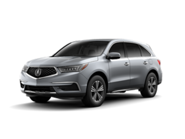New 2017 Acura MDX for sale in Hoover, AL