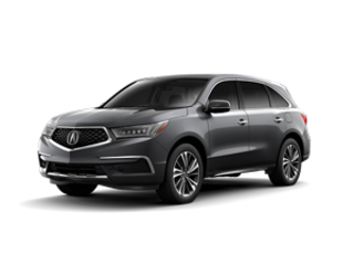 New 2017 Acura MDX with Technology Package SUV Temecula, CA