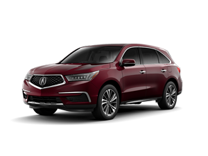 2017 Acura MDX with Technology Package SUV