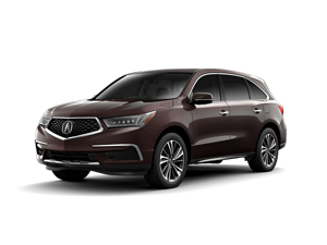 2017 Acura MDX with Technology Package FWD w/Technology Pkg