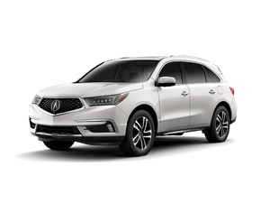 2017 Acura MDX with Advance Package SUV