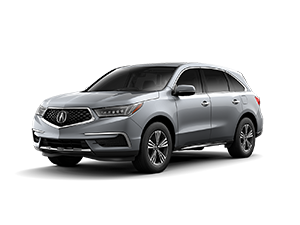 New 2017 Acura MDX SH-AWD SUV in Greenwich, CT