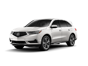 New 2017 Acura MDX SH-AWD with Technology Package SUV in Greenwich, CT