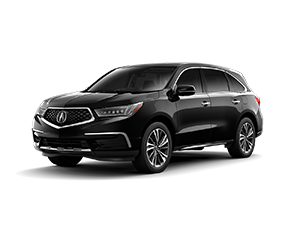 2017 Acura MDX SH-AWD with Technology Package SUV
