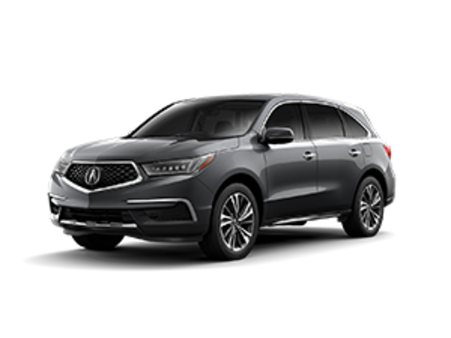 New 2017 Acura MDX SH-AWD with Technology Package for sale in Hoover, AL
