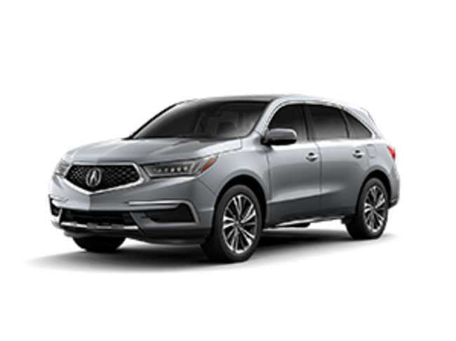 New 2017 Acura MDX SH-AWD with Technology Package SUV in Valley Stream, NY