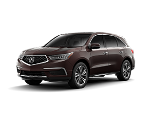 New 2017 Acura MDX SH-AWD with Technology Package SUV Newport News