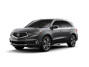 2017 Acura MDX SH-AWD with Advance Package SH-AWD w/Advance Pkg