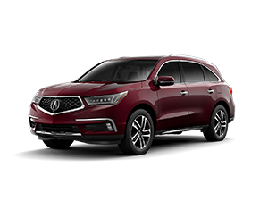 2017 Acura MDX SH-AWD with Advance Package SUV Medford, OR