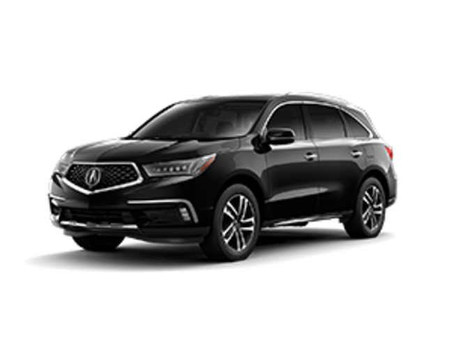 New 2017 Acura MDX SH-AWD with Advance and Entertainment Packages for sale in Hoover, AL