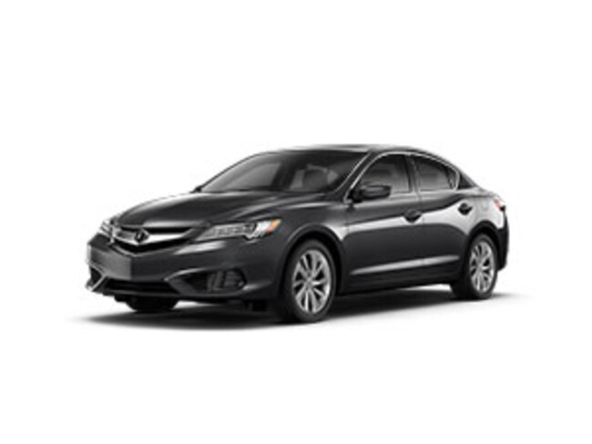 New 2018 Acura ILX with Premium Package Sedan
