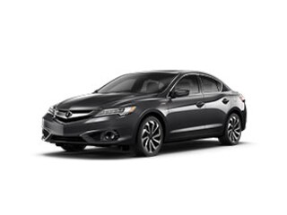 2018 Acura ILX with Premium and A-SPEC Package Sedan