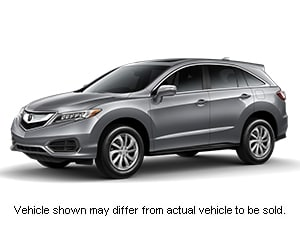 2017 Acura RDX AWD with Technology Package SUV Medford, OR