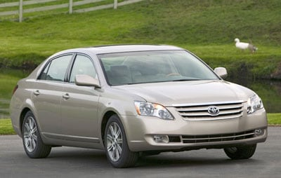 2011 Toyota Avalon of TX