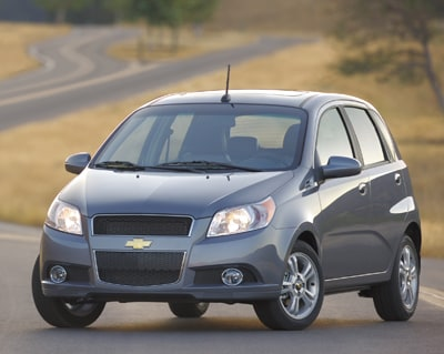2011 Chevrolet Aveo of Omaha