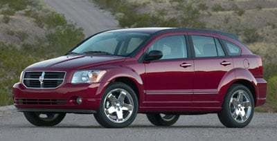 compare 2012 dodge caliber