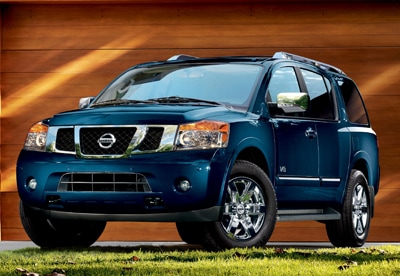 2012 Nissan Armada of [Dealership 