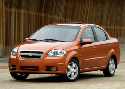 2011 Chevrolet Aveo of Lincoln
