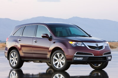 Gillman Acura on 2010 Acura Mdx   Houston