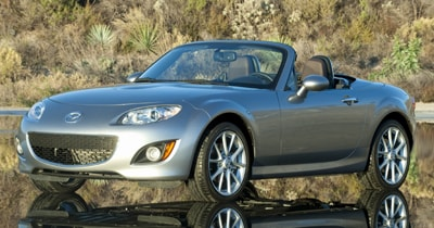 2012 Mazda MX-5 Miata Reviews Houston TX | Compare Mazda MX-5 Miata