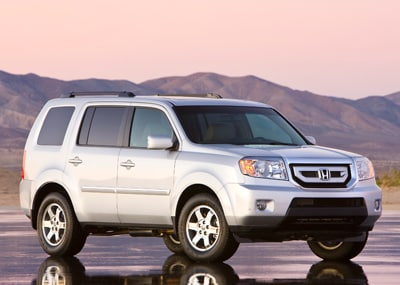 2011 Honda Pilot of Delray Beach