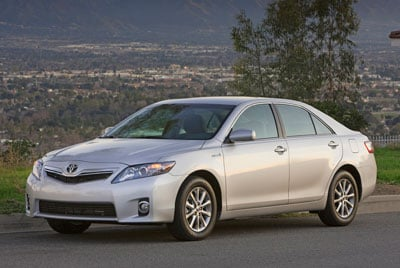 Compare 2012 toyota camry