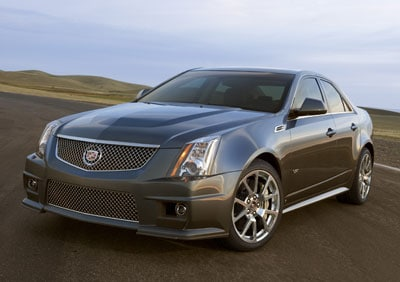 2012 Cadillac CTS of Lincoln