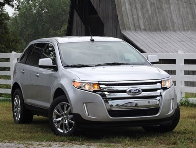 2011 Ford Edge of Grapevine