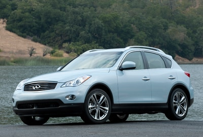 2012 Infiniti EX35 of Scottsdale