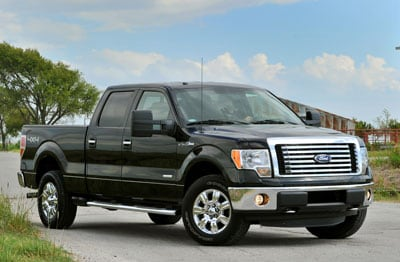 2011 Ford F-150 of Grapevine