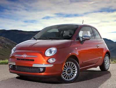 compare 2012 fiat 500