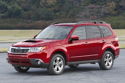 2011 Subaru Forester Reviews   Intro   St  Louis
