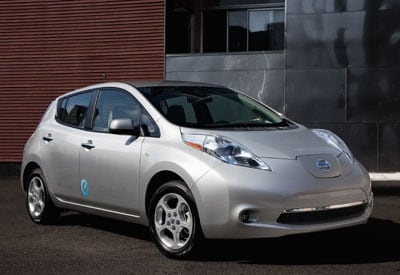 2012 Nissan Leaf of Decatur