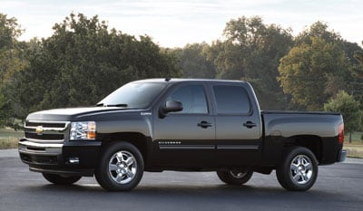 2012 Chevrolet Silverado of  Lincoln