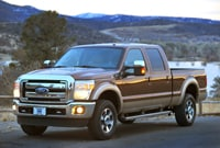 2012 Ford Super Duty