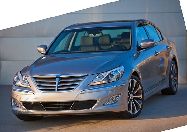 2013 Hyundai Genesis Sedan Introduction