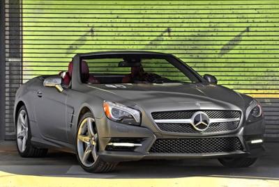 2013 mercedes benz sl550 boston mercedes benz reviews for Mercedes benz herb chambers