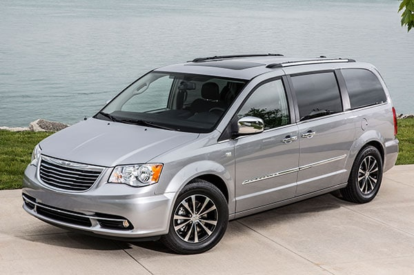 2015 Chrysler Town Country New Iberia