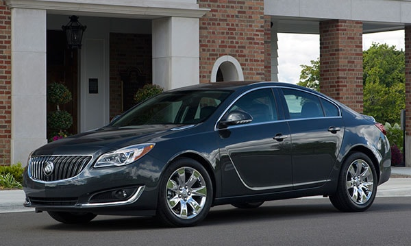 2016 buick regal charlevoix for Fox motors charlevoix service