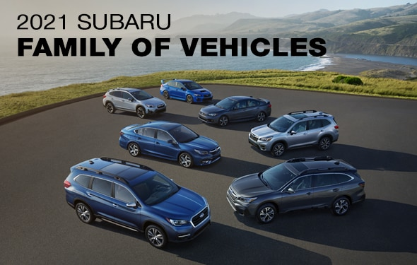 Subaru Family of Vehicles