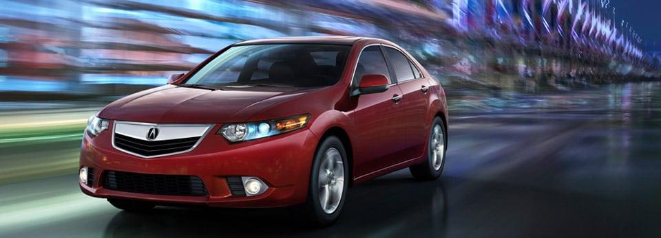 2011 Acura TSX Of DFW