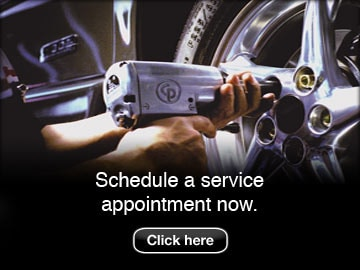 Make an Auto Service Appointment
