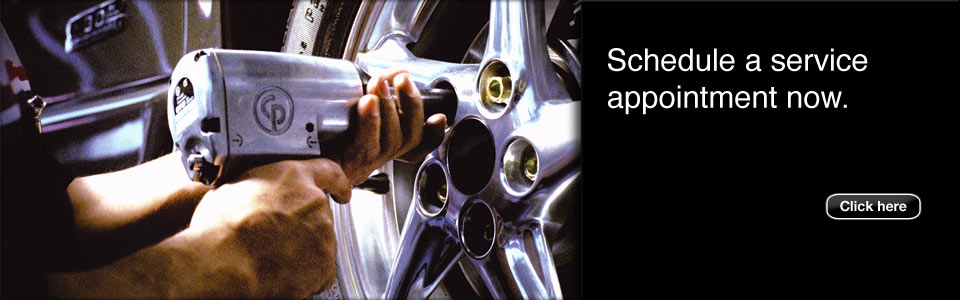 click here to schedule a service appointment