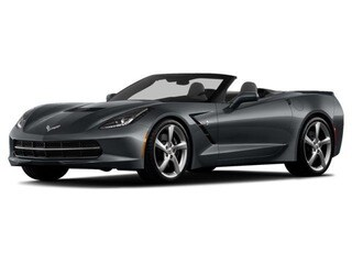 2018 Chevrolet Corvette Convertible
