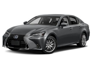 2018 Lexus GS 450h Sedan