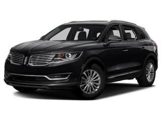 2018 Lincoln MKX VUS